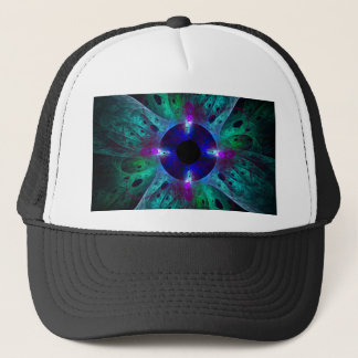 The Eye Abstract Art Hat