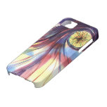 The Eye - Abstract in Watercolor iPhone 5 Cases