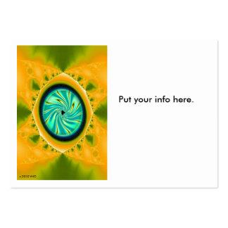 """The Eye""..business card"