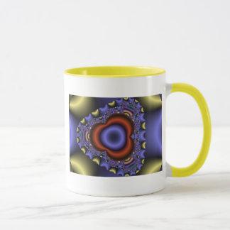 The Eye Fractal Mug