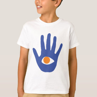 The eye in palm. T-Shirt