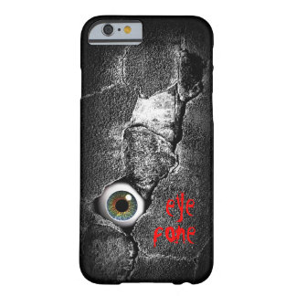 The eye in the wall customizable barely there iPhone 6 case