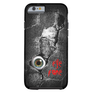 The eye in the wall customizable tough iPhone 6 case