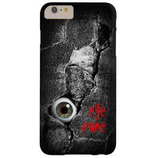 The eye in the wall customizable barely there iPhone 6 plus case