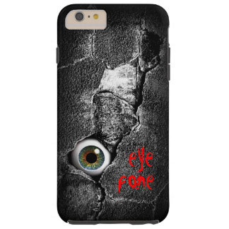 The eye in the wall customizable iPhone 6 plus case
