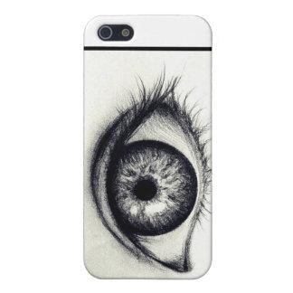 The Eye iPhone SE/5/5s Case