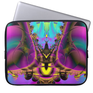 The Eye is on You Variation 6 Laptop Sleeve