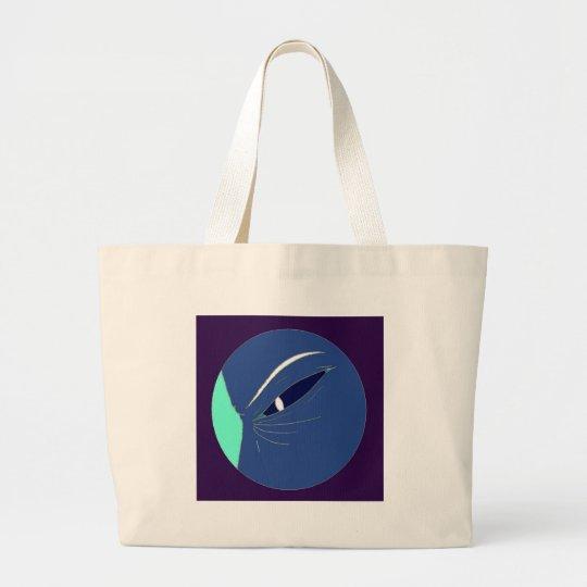 The Eye Large Tote Bag