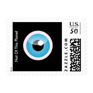 The Eye loge Postage