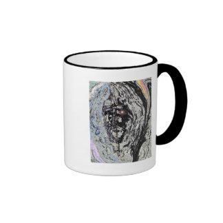 The eye of C○A Coffee Mugs