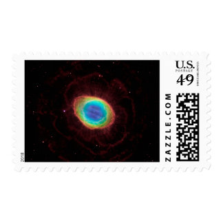 The Eye of God Nebula Postage Stamp
