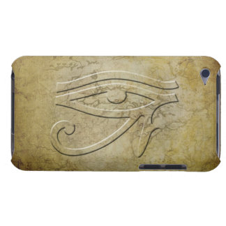The Eye of Horus - embossed look Barely There iPod Case