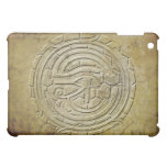 The Eye of Horus - embossed look Case For The iPad Mini
