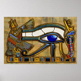 The Eye of Horus Poster