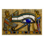 The Eye of Horus Posters