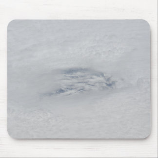 The eye of Hurricane BIll Mouse Pad