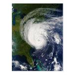 The Eye of Hurricane Isabel September 18 2003 Post Card
