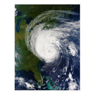 The Eye of Hurricane Isabel September 18 2003 Postcard
