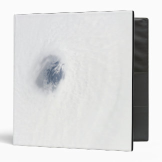 The eye of Hurricane Rita Binder