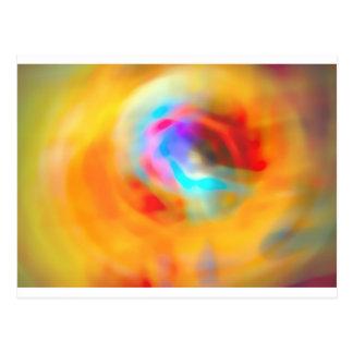 the eye of imagination postcard