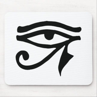 The eye of Ra Mouse Pad