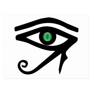 The Eye of Ra Postcard