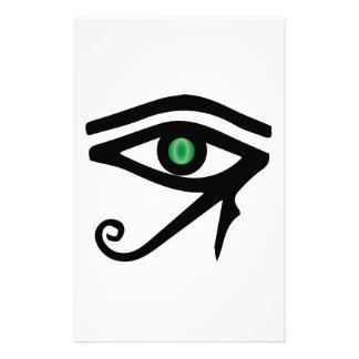 The Eye of Ra Stationery