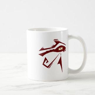 The Eye of Rah Coffee Mug