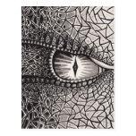 The Eye of the Dragon postcard