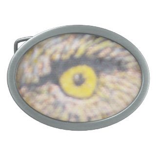 The Eye Of The Eagle Belt Buckle