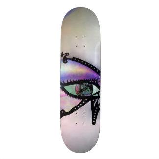 """""""The Eye of the Goddess"""" Skateboard"""