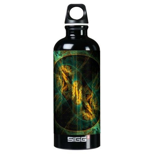 The Eye of the Jungle Abstract Art Bottle SIGG Traveler 0.6L Water Bottle