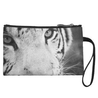The Eye of the Tiger Handbag Wristlet Wallet