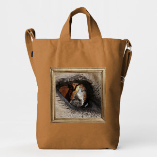 The Eye of the Wolf Duck Bag