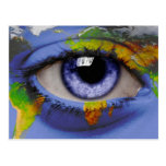 The Eye of the World Postcard