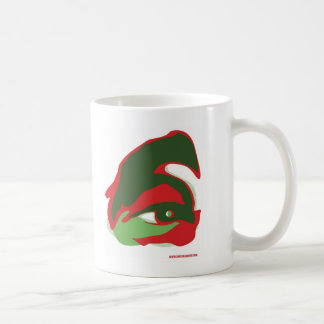 The EYE of ZAYED (the vision) Coffee Mug