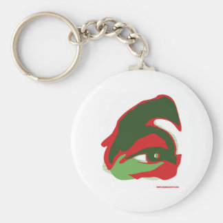 The EYE of ZAYED (the vision) Key Chains