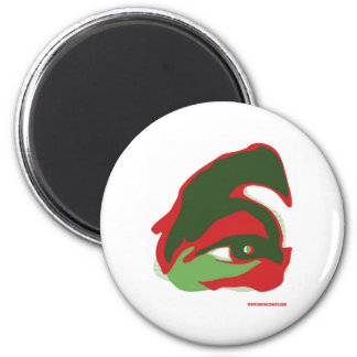 The EYE of ZAYED (the vision) Magnets