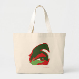 The EYE of ZAYED (the vision) Tote Bags