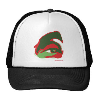 The EYE of ZAYED (the vision) Trucker Hat
