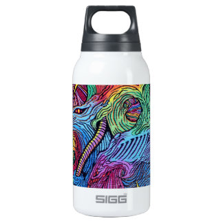 the eye thermos water bottle