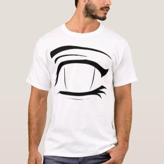 """The Eye""  Tonal Stripe T-Shirt"