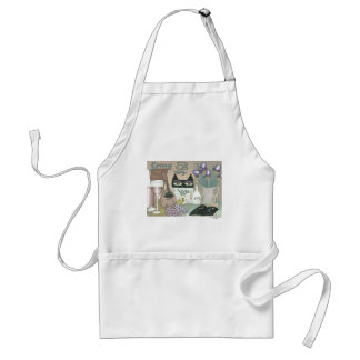 The Eyes Are Watching Adult Apron