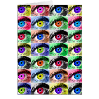 The Eyes Have It Card
