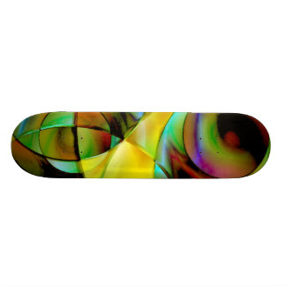 The Eyes Have It Skateboard