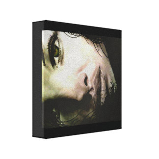 The Eyes of a Dream Canvas Print