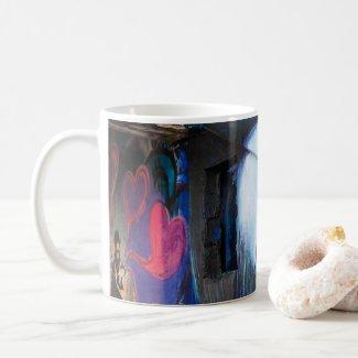 The Eyes Of Miami Coffee Mug
