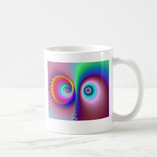 The Eyes of the Very Mesmerised Coffee Mug