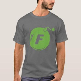 The F Bomb Green Apple T-Shirt