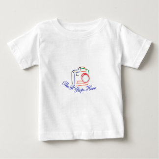 The F Stops Here Infant T-shirt